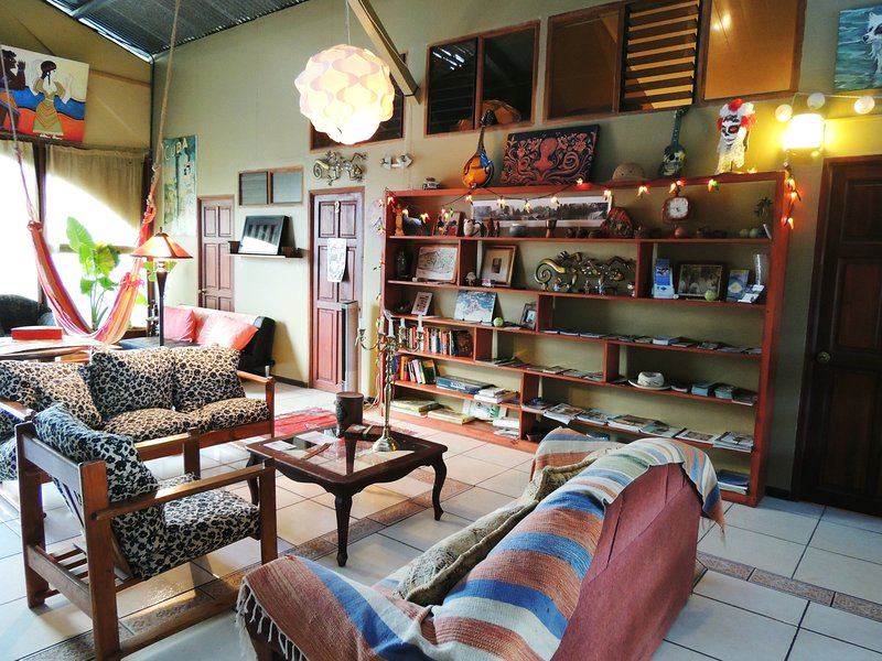 cozy house in la fortuna, holiday rental in Arenal Volcano National Park