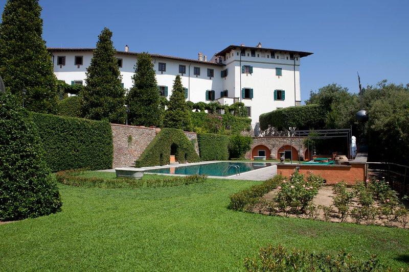 Villa Medicea XVI SEC. D.C., aluguéis de temporada em Monsummano Terme