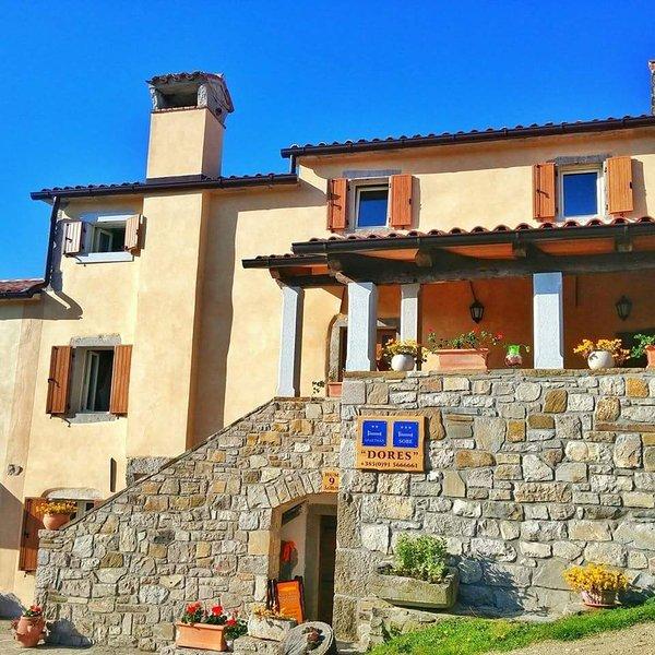 Apartman  Dores, holiday rental in Kras