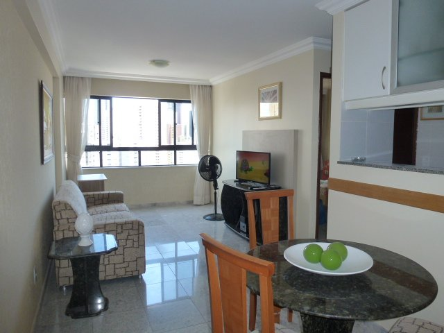 Golden Stone Apartmen 1203, holiday rental in Recife