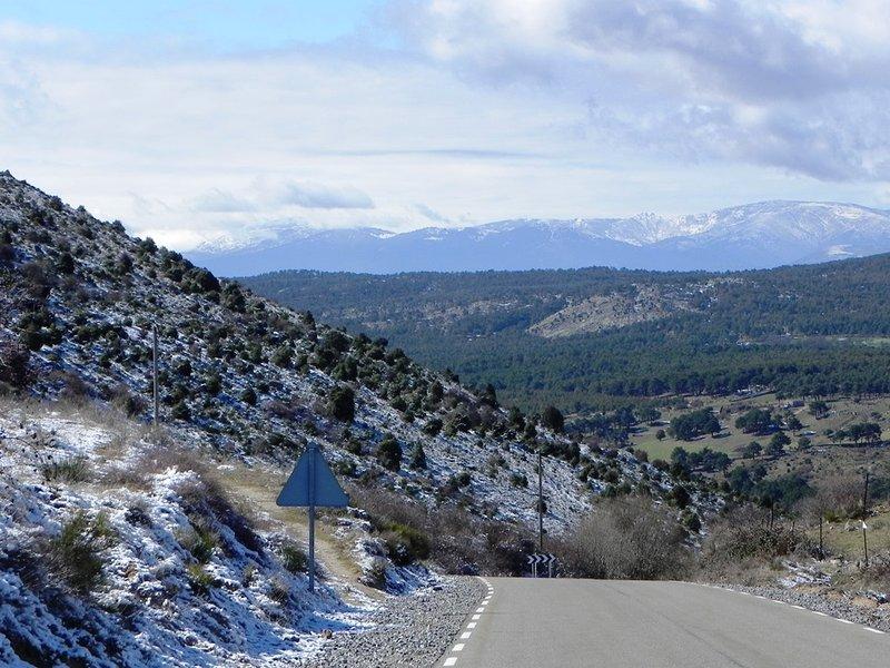 Ankunft in Las Herreras zu Vista de Gredos