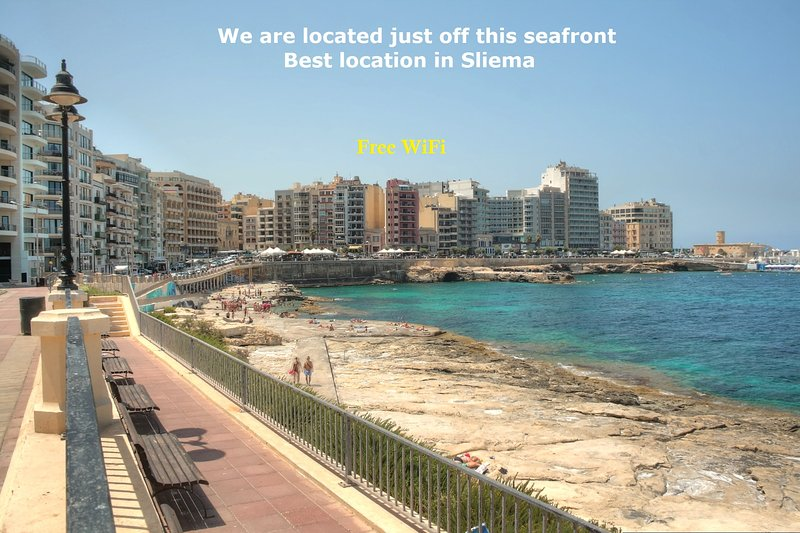Laida Apartment, holiday rental in Sliema
