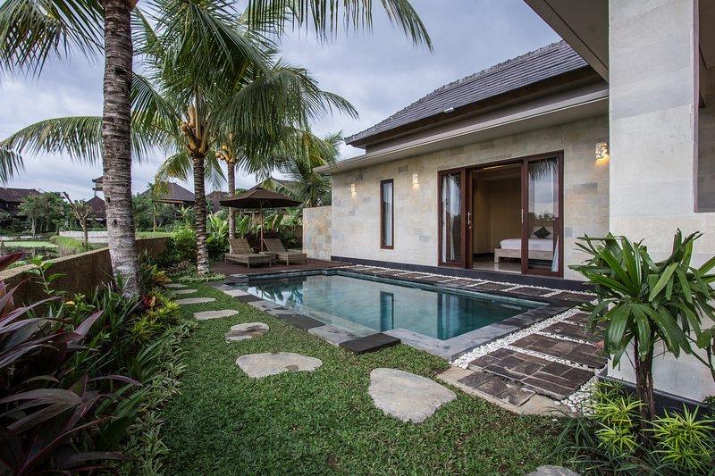 Villa Sri, location de vacances à Kedewatan