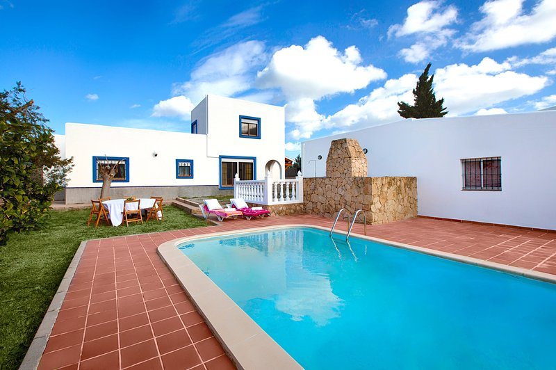 Villa Brillante Ibiza pool