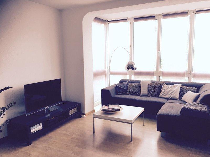 3.5 room apartment Zürich (90m2), holiday rental in Zurich