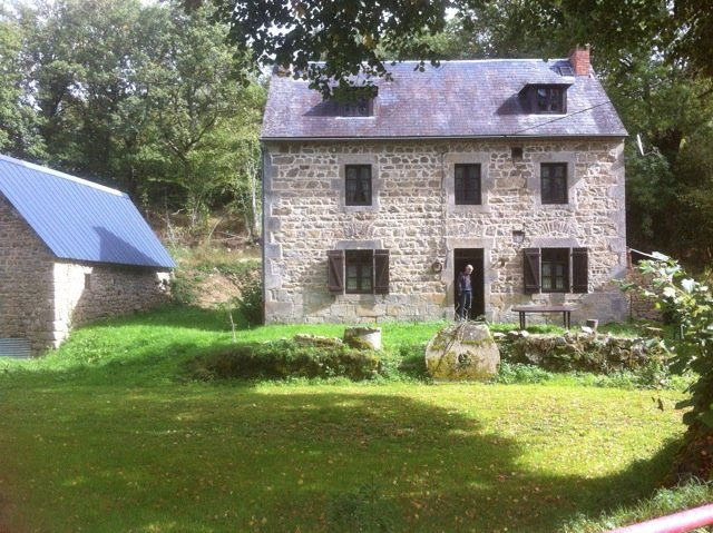 Das Haus und die Mühle