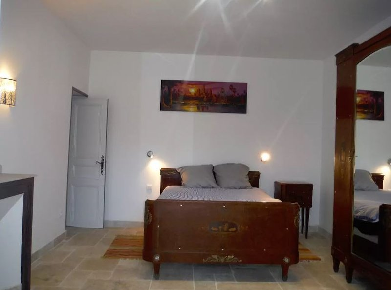 Chambre plain pied, vacation rental in Limay