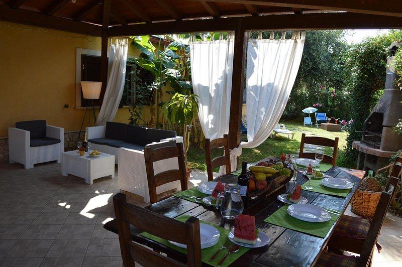 Casa Federica con veranda sul mare, holiday rental in Donnalucata
