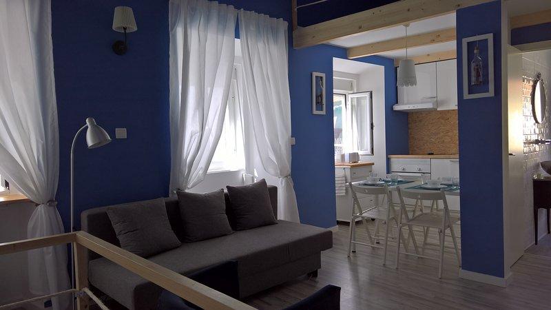 Casa Janelas dos Dançantes I, holiday rental in Setubal