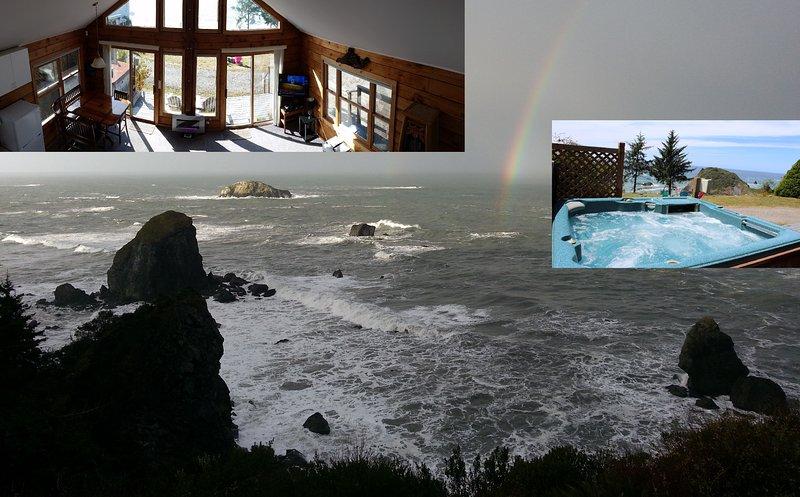 Le Chalet bord de l'océan - Vous êtes le meilleur choix pour les grandes vacances!