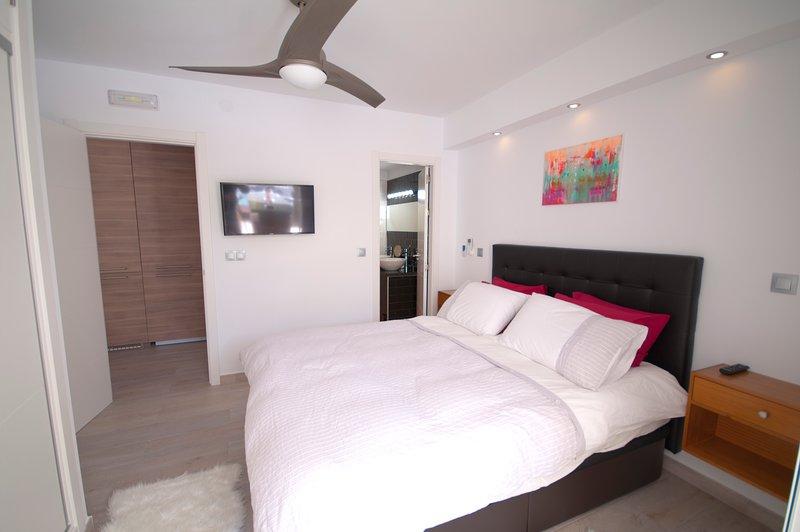 Master Bedroom with en-suite view