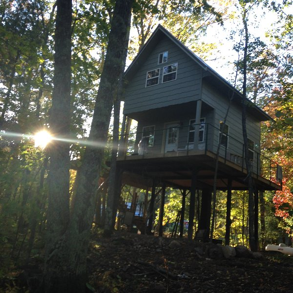 Boulder Ridge Treehouse, vacation rental in Bayfield