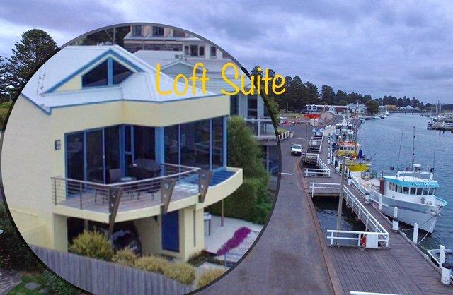 'Loft Suite on the Wharf at RiverView', location de vacances à Koroit