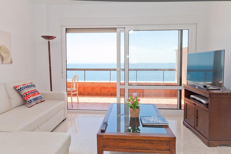 Lounge with amazing views
