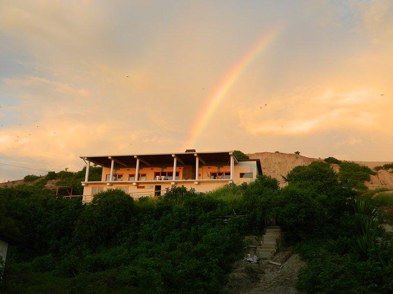 Los Ahorcados Suite en Las Tunas, Ferienwohnung in Machalilla National Park