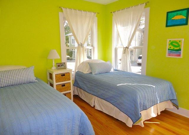 Shore Side Twin Bedroom