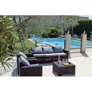 Amazing villa with swimming-pool, holiday rental in Maillane