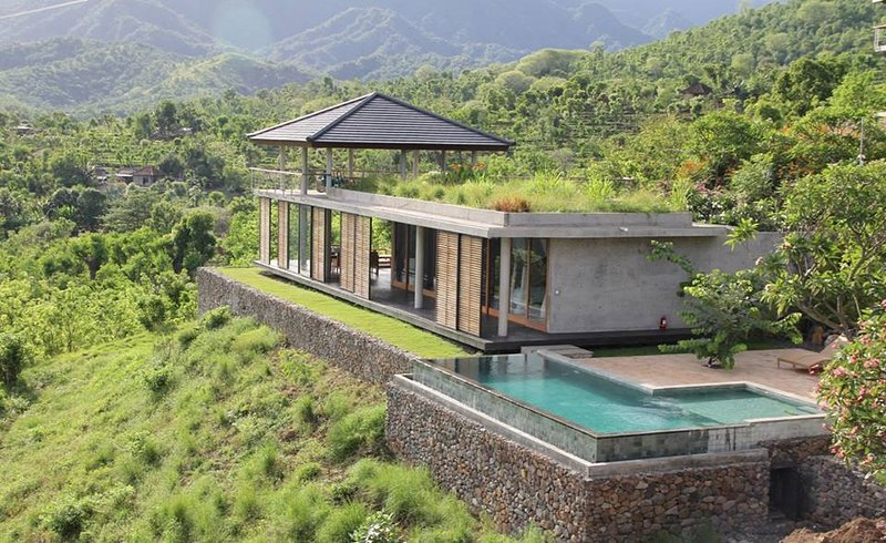 Villa Arun in the middle of nature