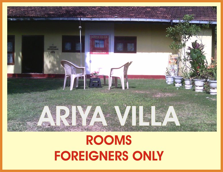 Ariya Villa, vacation rental in Weligama