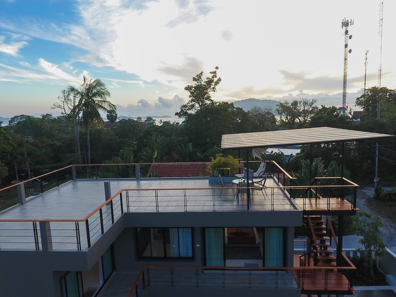 Chalong Bay seaview