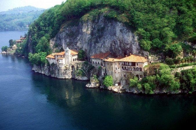 Santa Caterina Hermitage Leggiuno