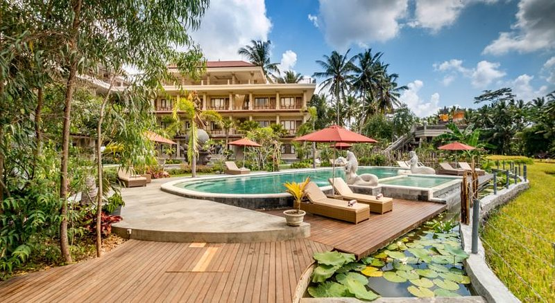 Yoga, Wellness and Meditation Retreat Resort, Ubud Bali, casa vacanza a Gianyar