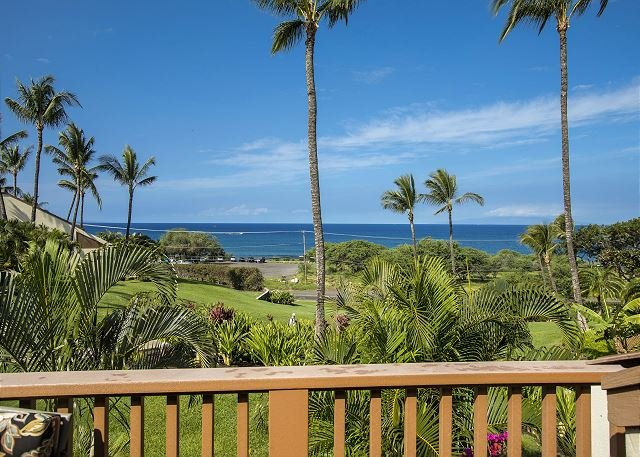 Maui Kamaole #H-205 2B/2Ba 3 Mins to Beach Low-Density Property, Ocean View!, holiday rental in Kihei