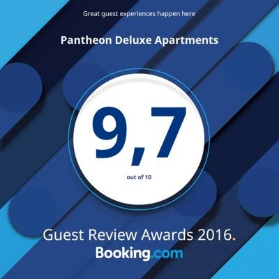 Pantheon Deluxe Apartments, holiday rental in Archangelos