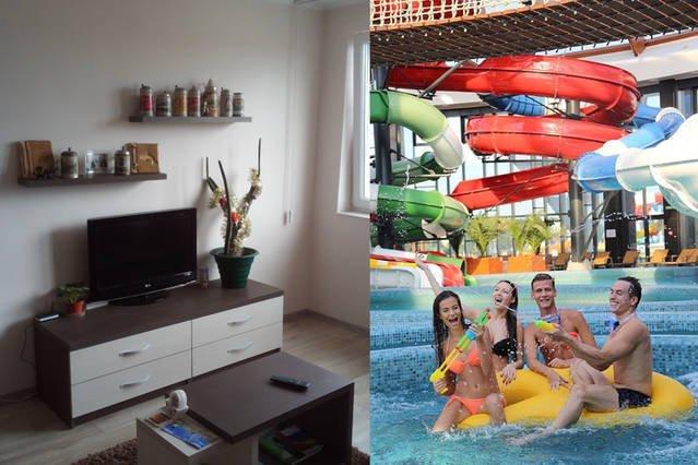 Central Apartment Oradea, casa vacanza a Baile Felix