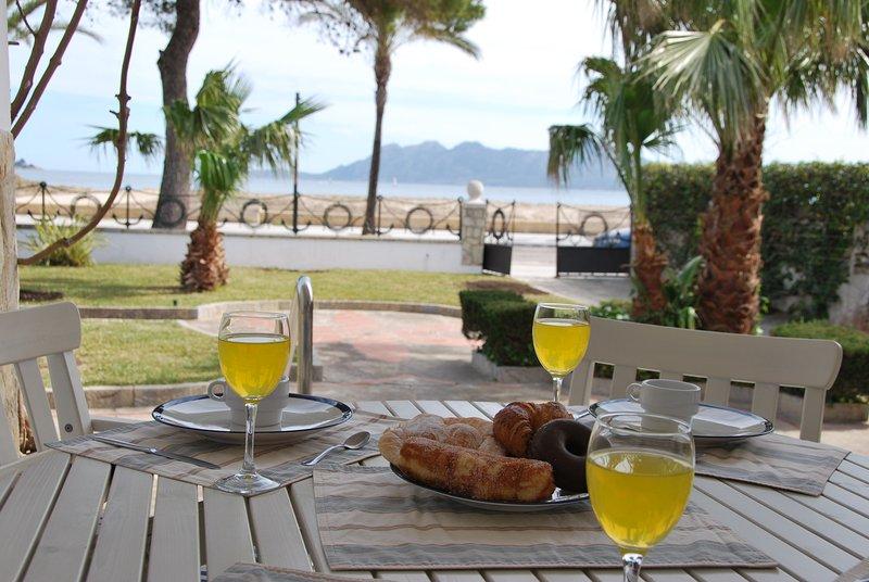 CASA FRENTE AL MAR, alquiler de vacaciones en Port de Pollença
