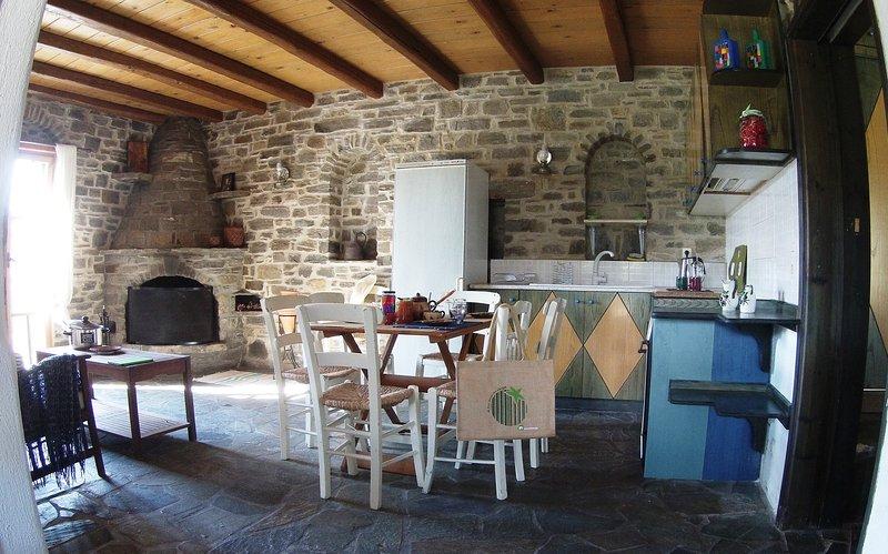 Cottage House, location de vacances à Agios Charalampos