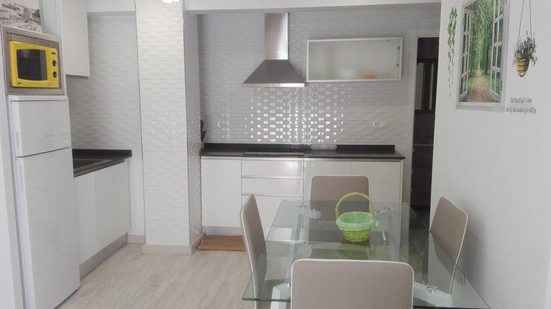 Apartamento Jardín de Ayora, holiday rental in Rugat