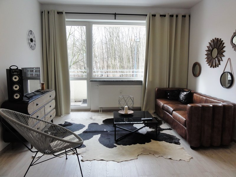 Sopot Mirrors, holiday rental in Sopot