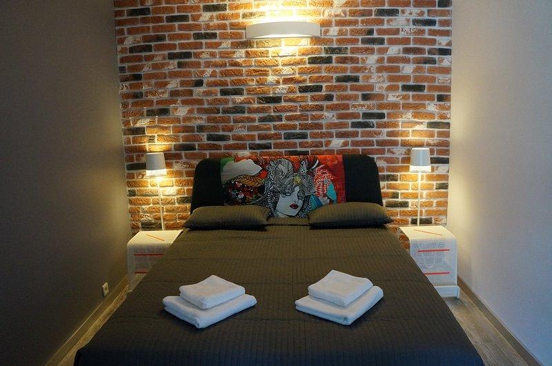 DesignOmania Apartments, location de vacances à Cracovie