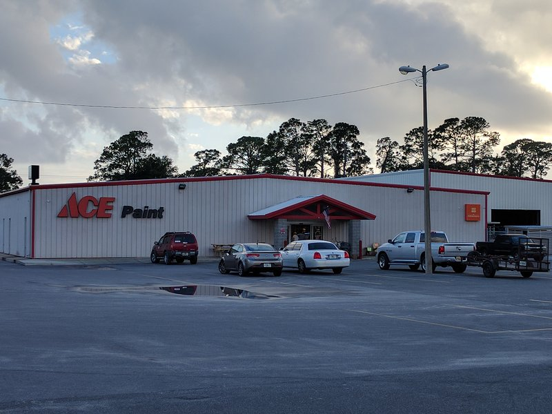 ACE store at Apalachicola