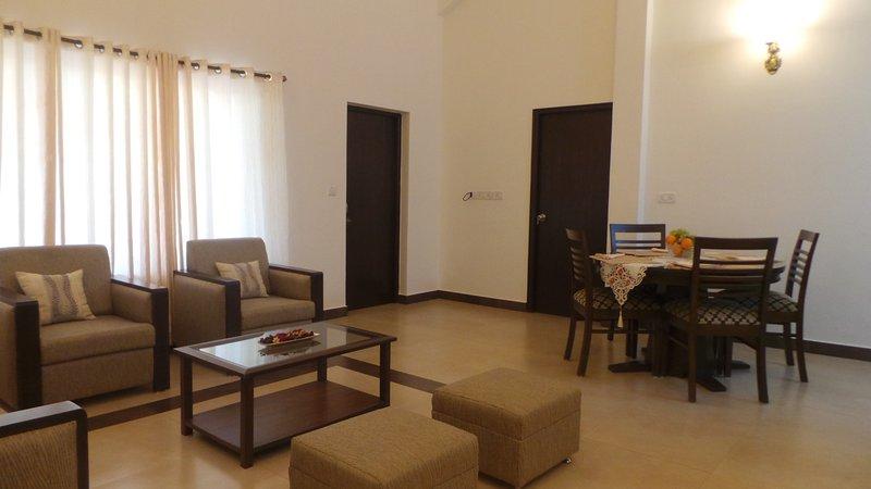 Park Walfredo 3 Bedroom Deluxe Apartment, location de vacances à Cansaulim