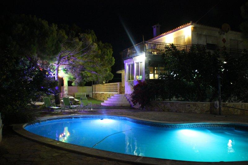 Cala Llanetes, holiday rental in Vinaros