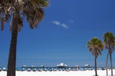 Primé plages, Pier 60 est animée, plage nord est calme