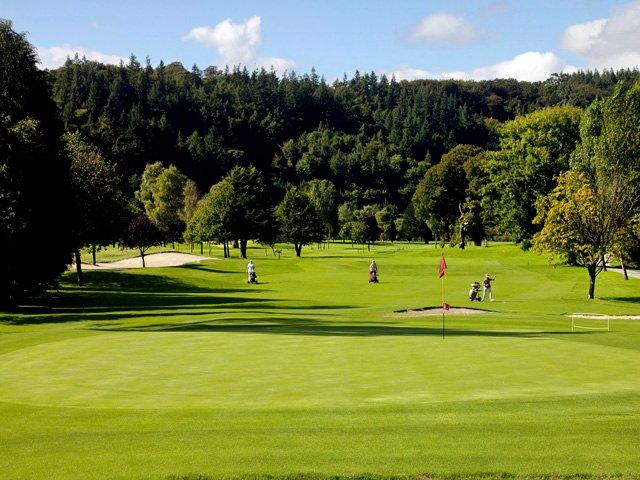 Woodenbridge Golf Course