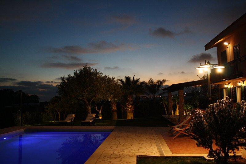 Villa Liberia Casa Ulivo, holiday rental in Marina di Ragusa