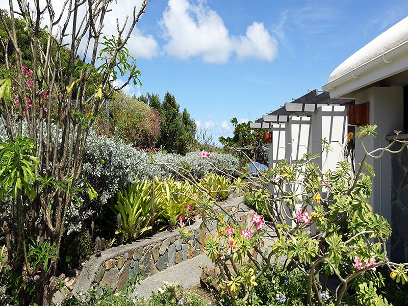 Professionally landscaped gardens