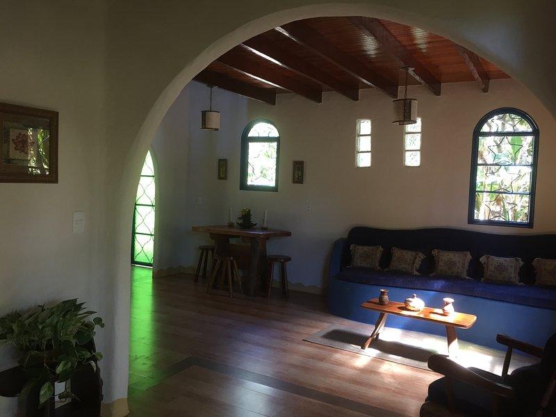 Casa Txanu, vacation rental in Alto Paraiso de Goias