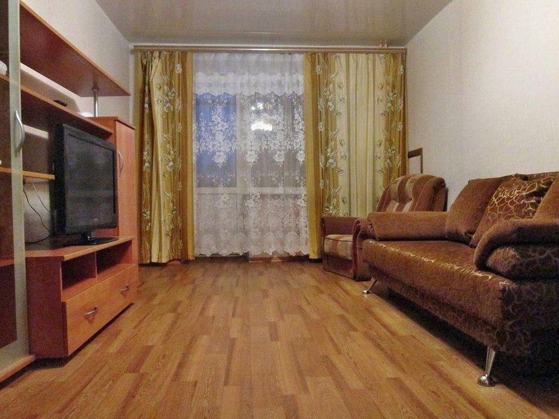Апартаменты Оазис посуточно, holiday rental in Yaroslavl