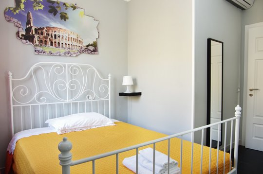 B&B Binario Uno, holiday rental in Taranto