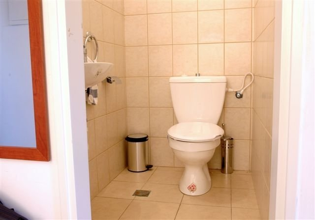 Half Bathroom - 1st floor of apartment