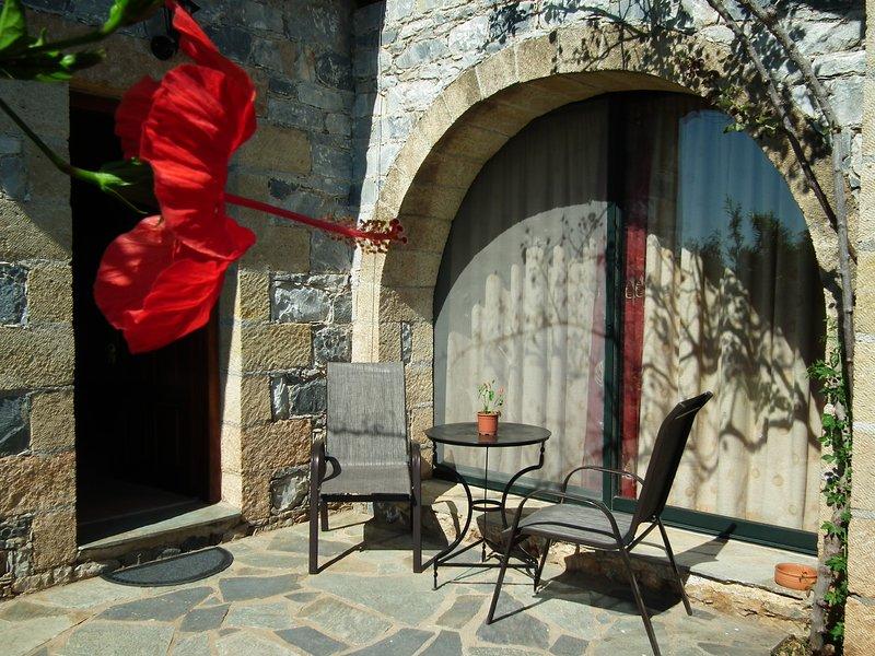 entrance veranda