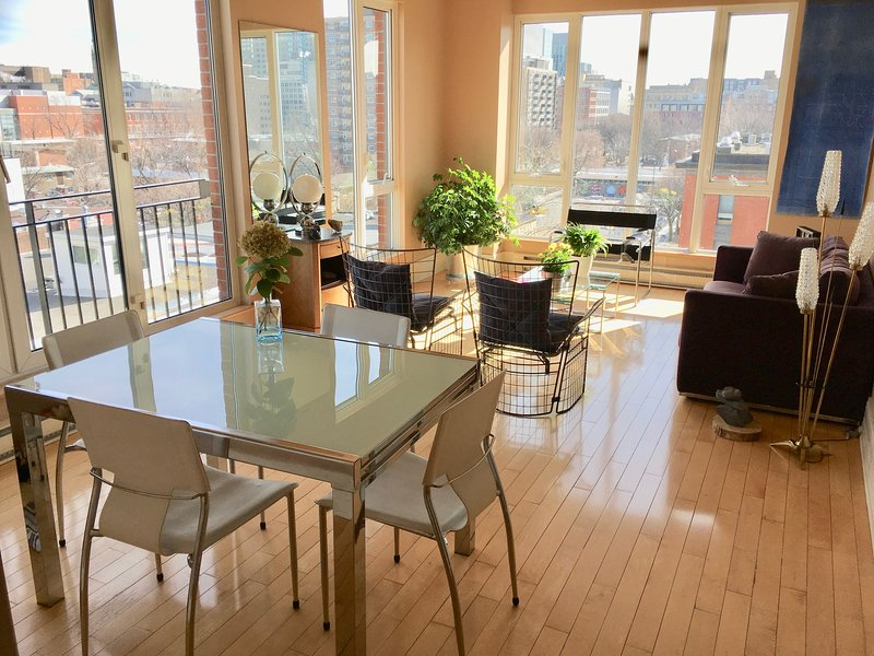 Lounge - sala de jantar