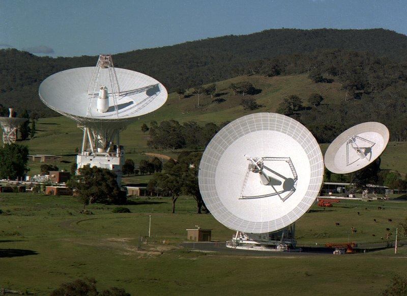 Canberra Deep Space Communication Complex