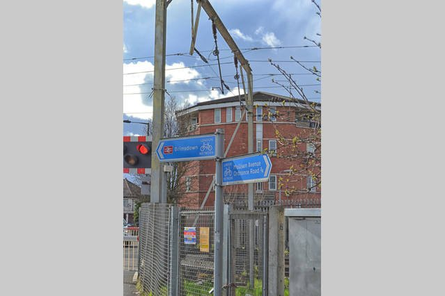 Brimsdown Station