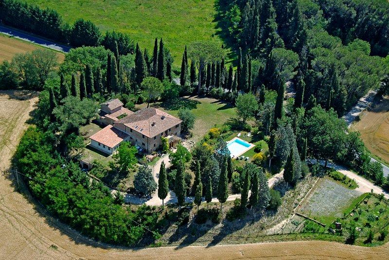 Al Giardino degli Etruschi, holiday rental in Chiusi